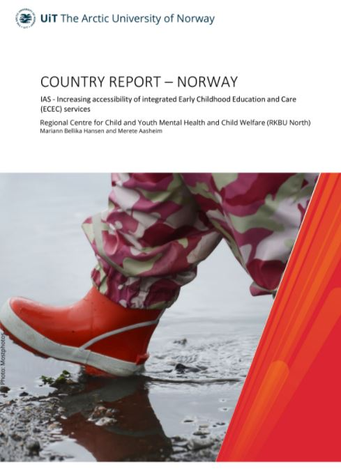 Country report norway ias